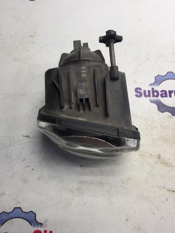Фары противотуманные Subaru Legacy BE EJ20X 2005 правые (б/у)