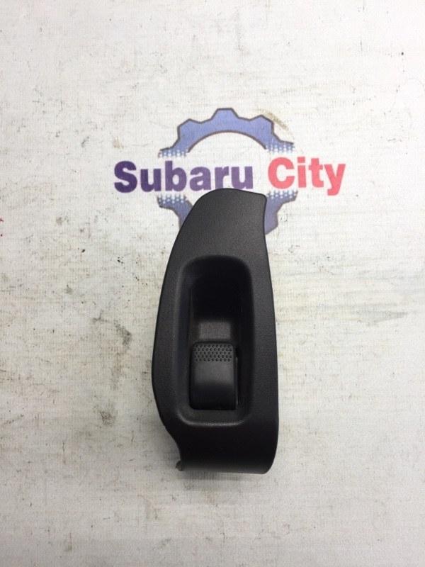 Кнопка стеклоподъемника Subaru Legacy BE EJ20 2000 задняя правая (б/у)