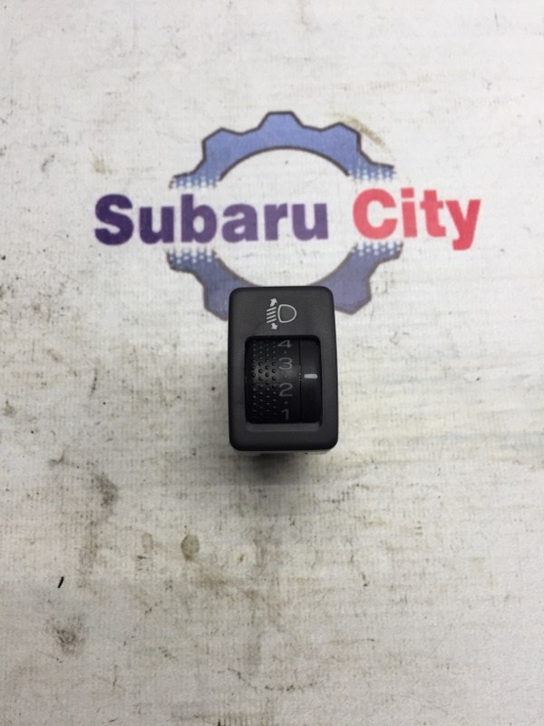 Кнопка корректора фар Subaru Legacy BE EJ20 2000 (б/у)