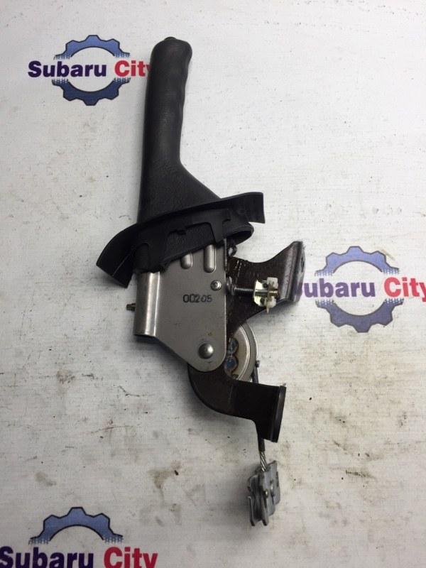 Ручка ручника Subaru Legacy BE EJ20 2000 (б/у)
