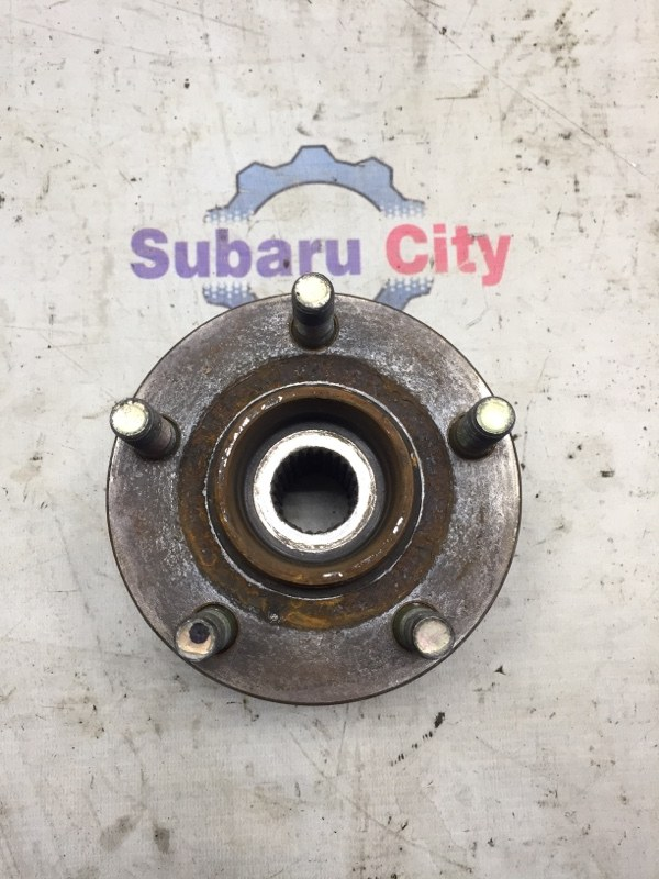 Ступица Subaru Legacy BE EJ20 2000 задняя (б/у)