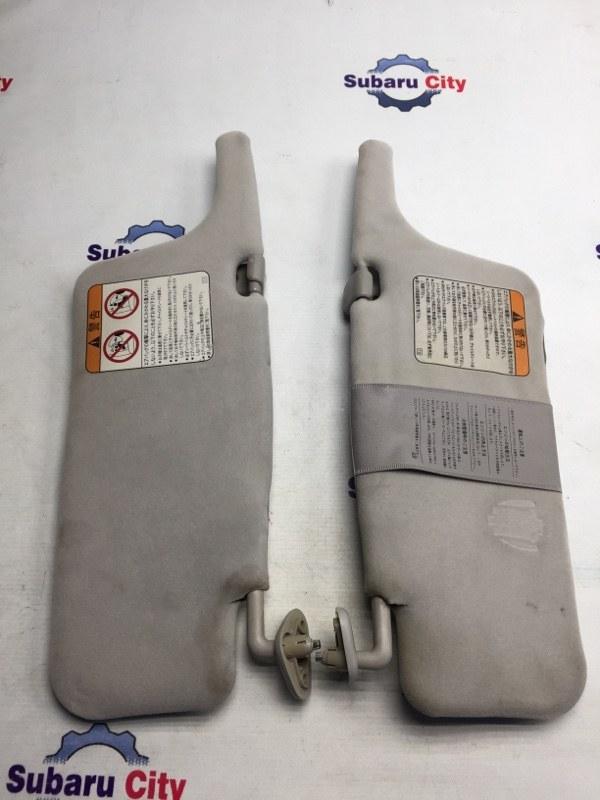 Козырек солнцезащитный Subaru Legacy BE EJ20 2000 (б/у)