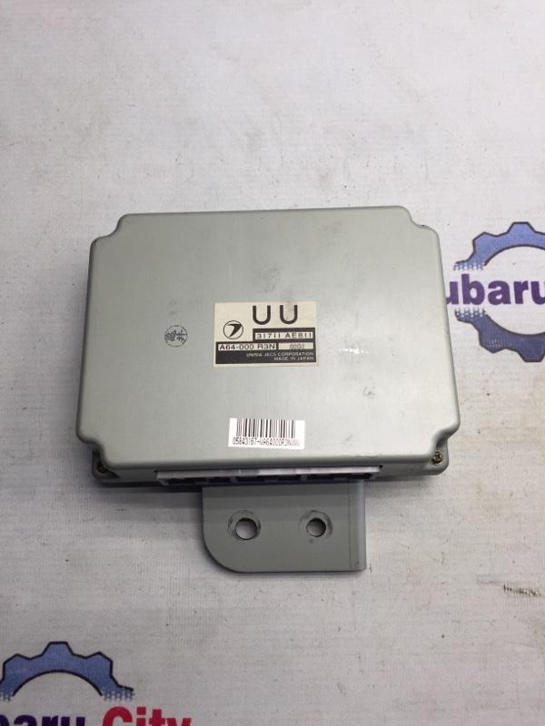 Блок управления акпп Subaru Legacy BE EJ20 2000 (б/у)