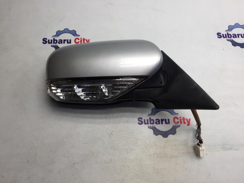 Зеркало Subaru Legacy BL EJ20 2004 правое (б/у)