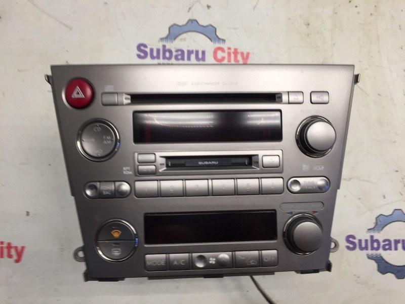 Магнитофон Subaru Legacy BL EJ20 2004 (б/у)