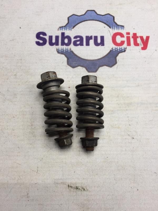 Болты крепления глушителя Subaru Legacy BE EJ20 2004 (б/у)