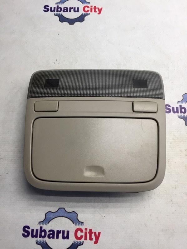 Плафон Subaru Legacy BL EJ20 2004 передний (б/у)