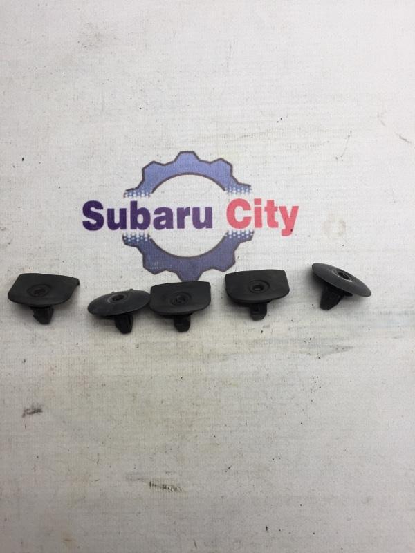 Клипсы Subaru Forester SF EJ20 (б/у)