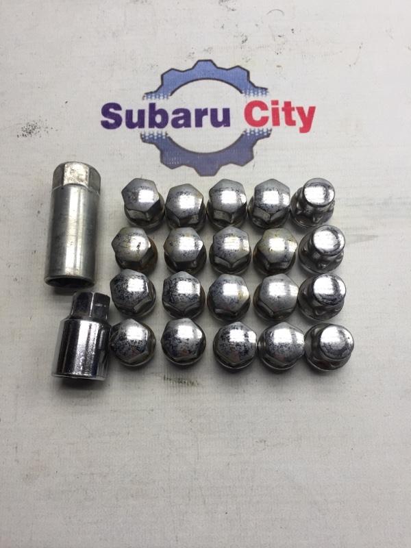 Гайки колесные Subaru Legacy BE EJ20 (б/у)