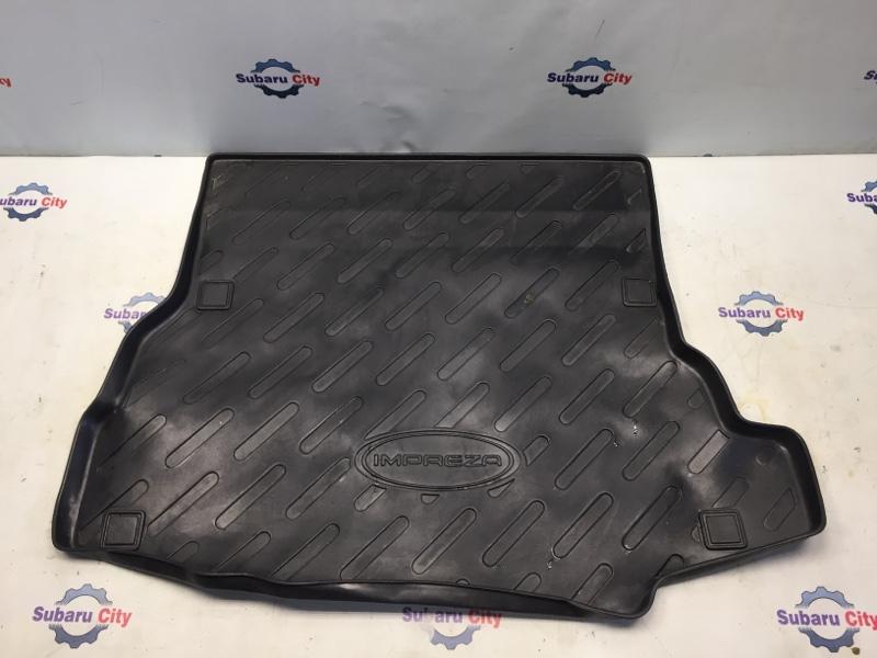 Ковер в багажник Subaru Impreza GF EJ15 2001 (б/у)
