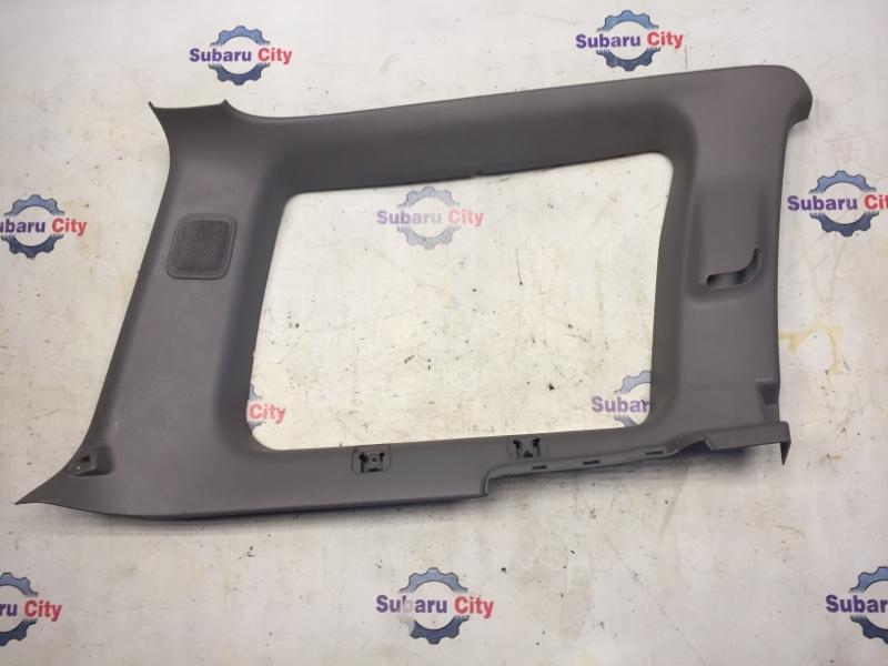 Обшивка багажника Subaru Forester SF EJ20 2001 левая (б/у)