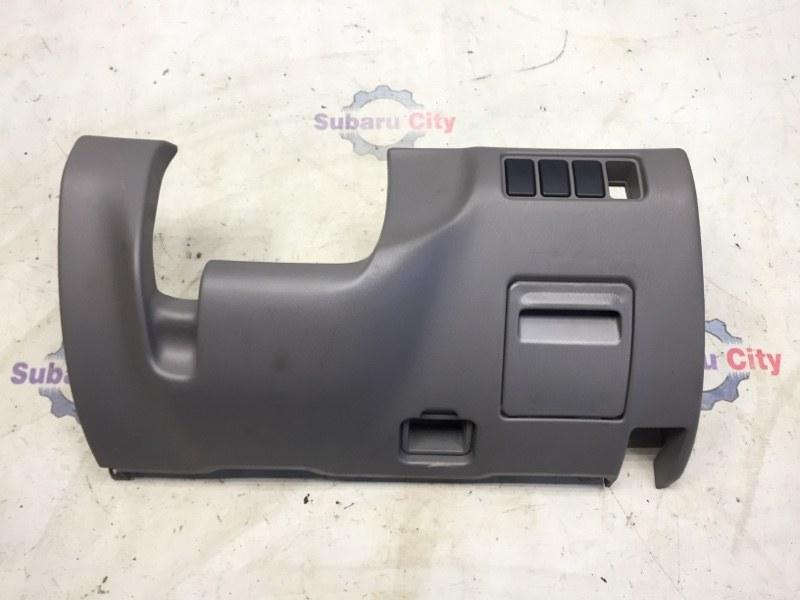 Пластик под рулем Subaru Forester SF EJ20 2001 (б/у)