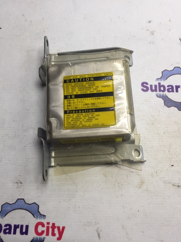 Блок srs Subaru Forester SF EJ20 2001 (б/у)
