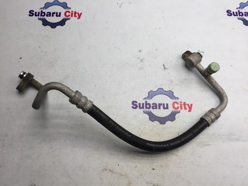 Шланг высокого давления кондиционера Subaru Forester SF EJ20 2001 (б/у)