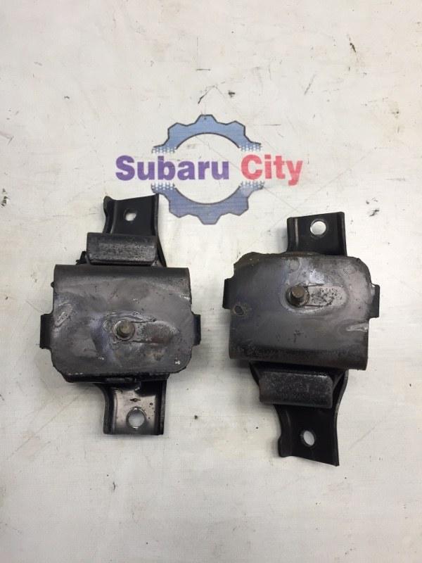 Подушка двс Subaru Legacy BE EJ20 2001 (б/у)