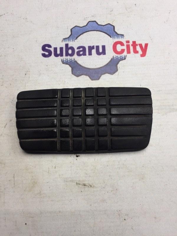 Накладки на педали Subaru Forester SF EJ20 2001 (б/у)