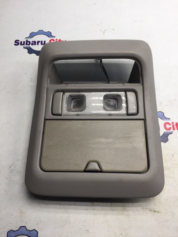 Плафон Subaru Forester SF EJ20 2001 передний (б/у)