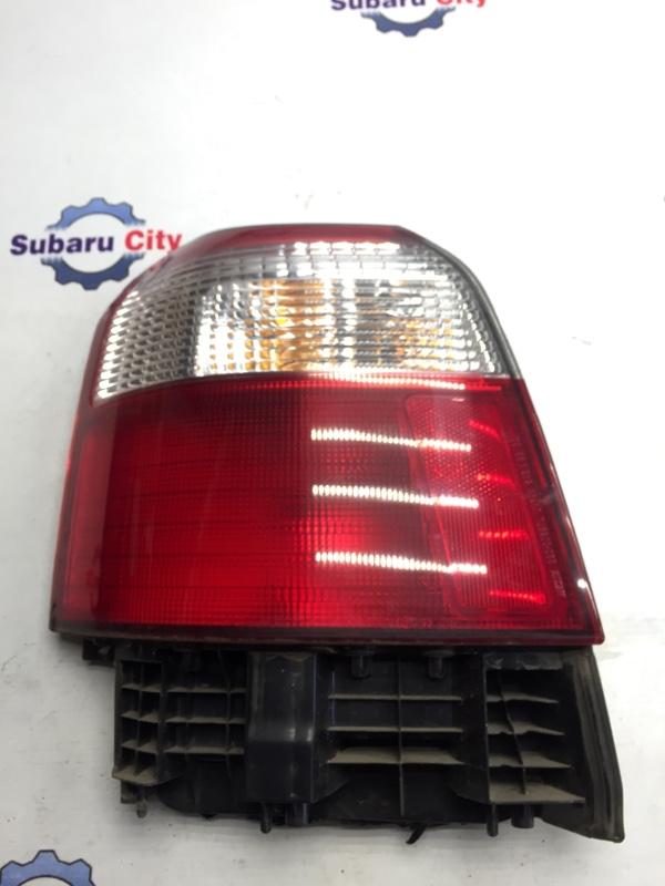 Стоп сигнал Subaru Forester SF EJ20 2001 задний левый (б/у)