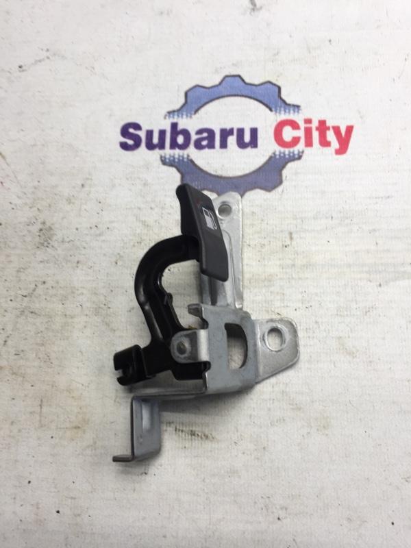 Ручка открывания лючка топливного бака Subaru Forester SF EJ20 2001 (б/у)