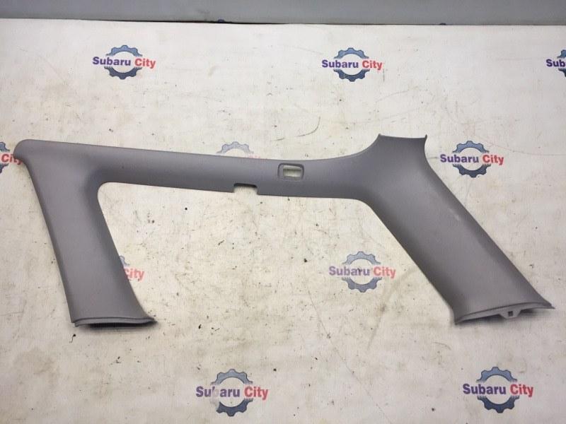 Обшивка багажника Subaru Legacy BH EJ20 2000 правая (б/у)