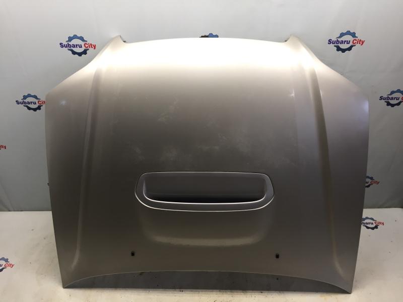 Капот Subaru Legacy BE EJ20 2000 (б/у)