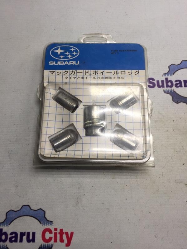 Секретки Subaru Legacy BE EJ20 2000 (б/у)