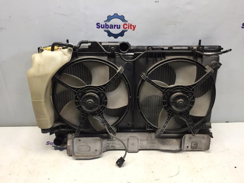 Радиатор двс Subaru Legacy BE EJ206 2000 (б/у)