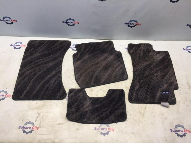 Коврики в салон Subaru Legacy BE EJ20 2000 (б/у)
