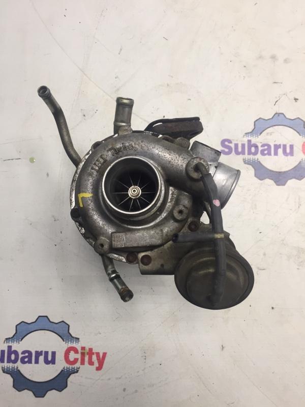 Турбина Subaru Legacy BE EJ20 2000 левая (б/у)