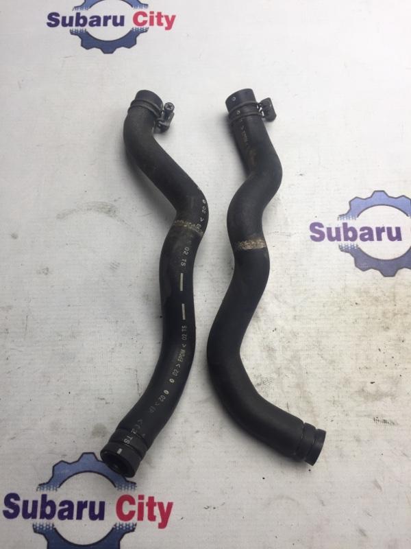 Патрубки печки Subaru Legacy BE EJ206 2000 (б/у)