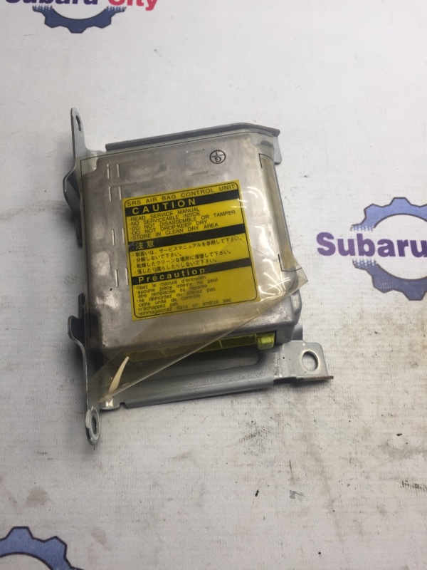 Блок srs Subaru Legacy BE EJ20 2000 (б/у)