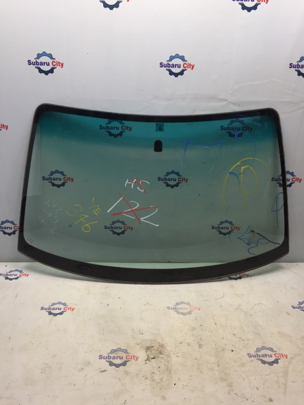 Лобовое стекло Subaru Legacy BE EJ20 2000 (б/у)