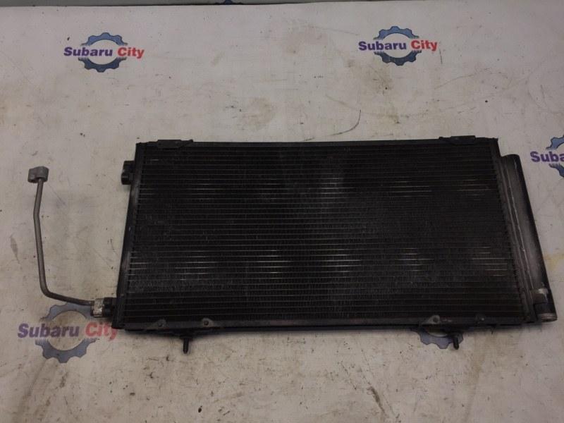 Радиатор кондиционера Subaru Legacy BE EJ20 1998 (б/у)