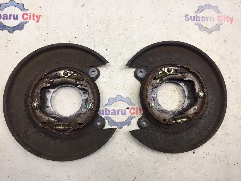 Механизм ручника Subaru Legacy BE EJ20 1998 (б/у)