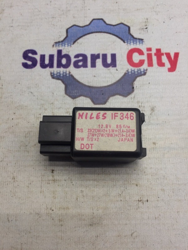 Реле Subaru Legacy BE EJ20 1998 (б/у)