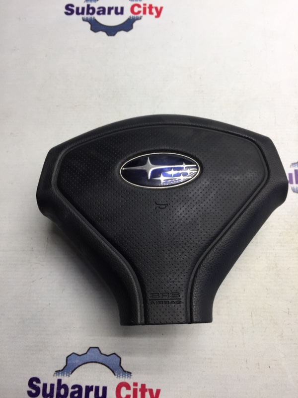 Подушка безопасности водителя Subaru Forester SG EJ20 2004 (б/у)