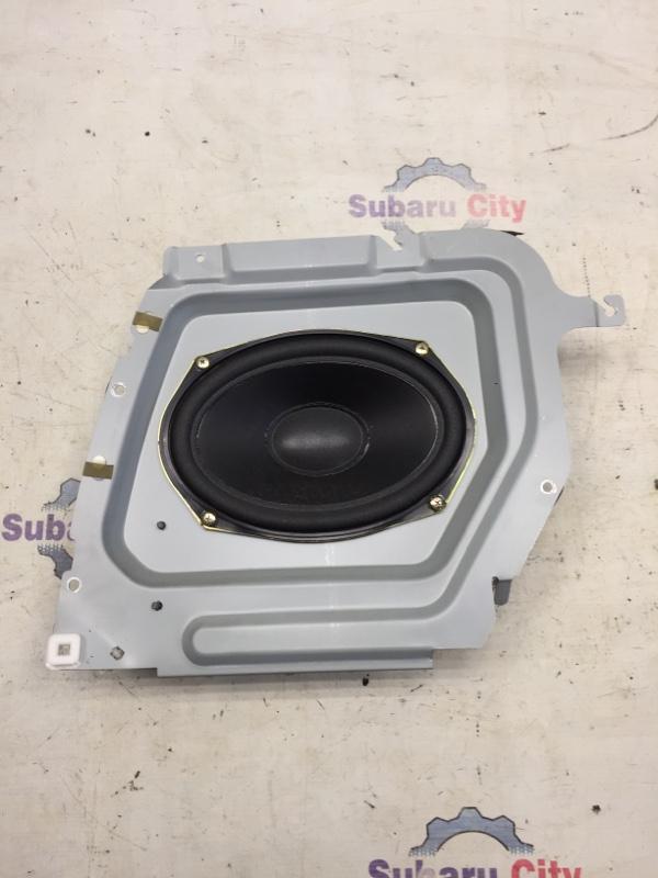 Сабвуфер Subaru Forester SG EJ20 2004 (б/у)