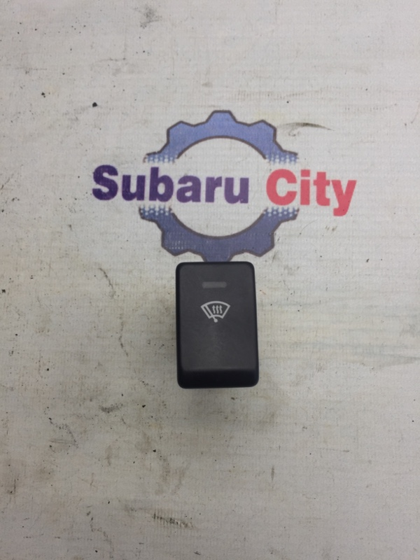 Кнопка подогрева лобового стекла Subaru Forester SG EJ20 2004 (б/у)