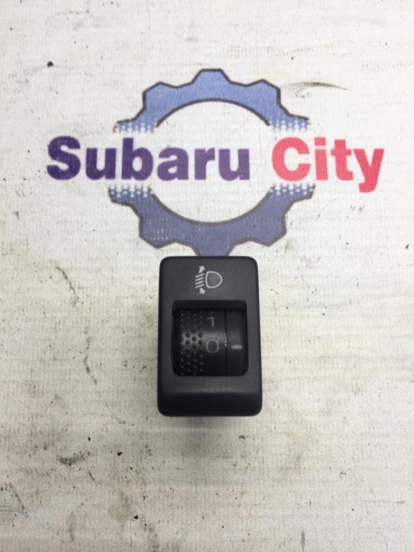 Кнопка корректора фар Subaru Forester SG EJ20 2004 (б/у)