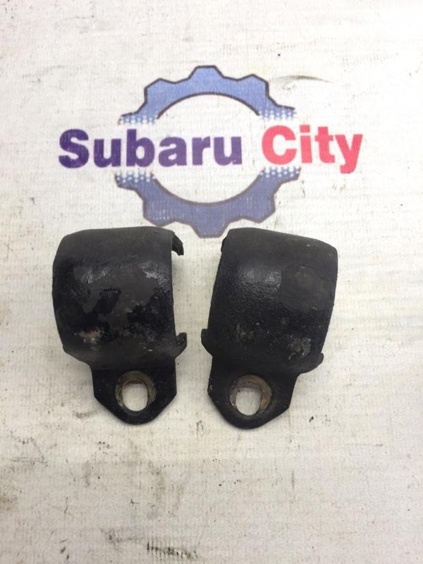 Крепление стабилизатора Subaru Forester SG EJ20 2004 заднее (б/у)