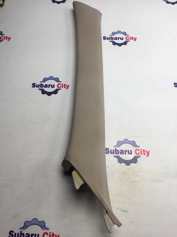 Накладка на стойку Subaru Legacy BL EJ20 2004 передняя левая (б/у)