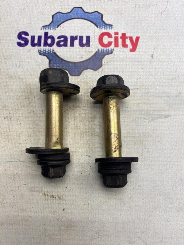 Развальные болты Subaru Legacy BE EJ20 2004 заднее (б/у)