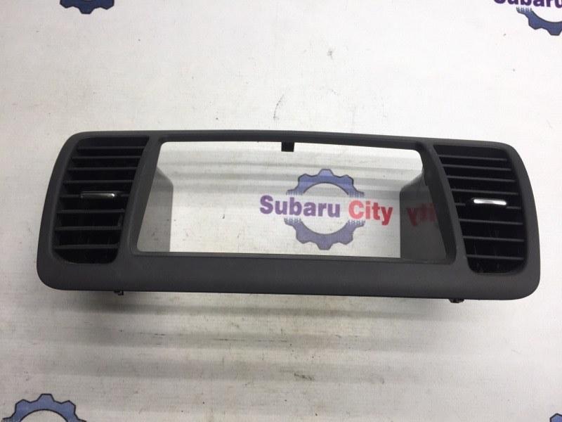 Центральная консоль Subaru Legacy BL EJ20 2004 (б/у)