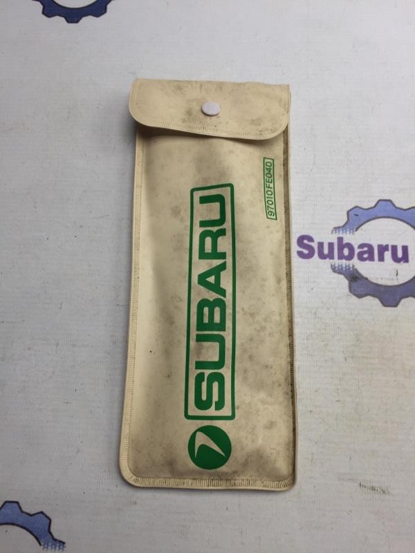 Инструмент Subaru Legacy BE EJ20 2006 (б/у)