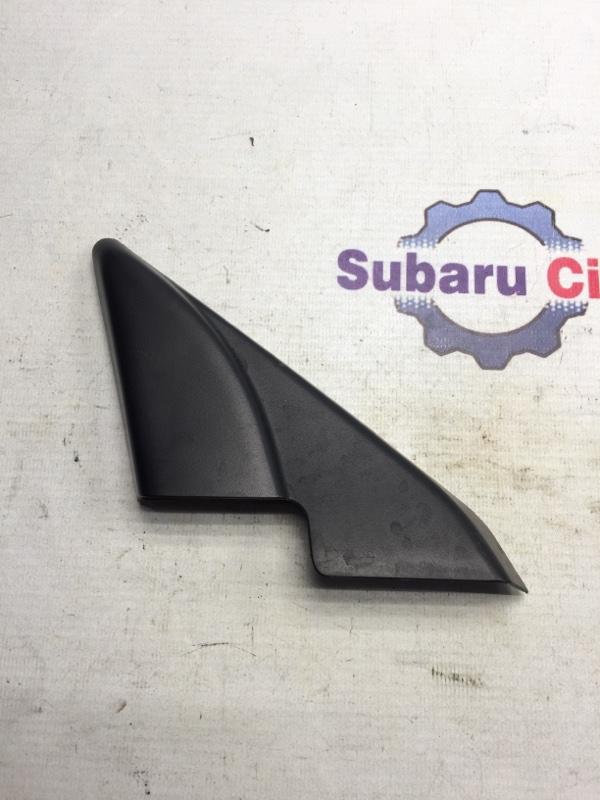 Уголок у зеркала Subaru Impreza GD EJ15 2006 левый (б/у)