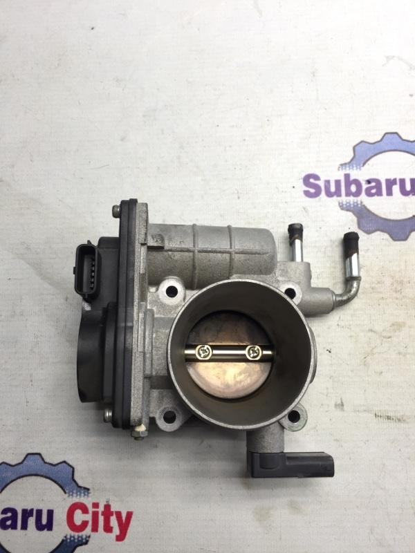 Дроссельная заслонка Subaru Impreza GD EL15 2006 (б/у)