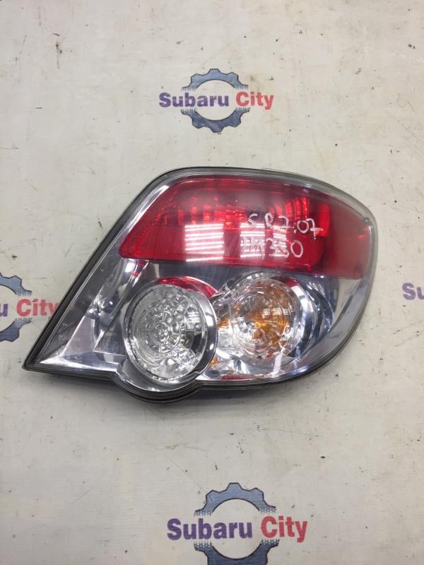 Стоп сигнал Subaru Impreza GD EJ15 2006 правый (б/у)