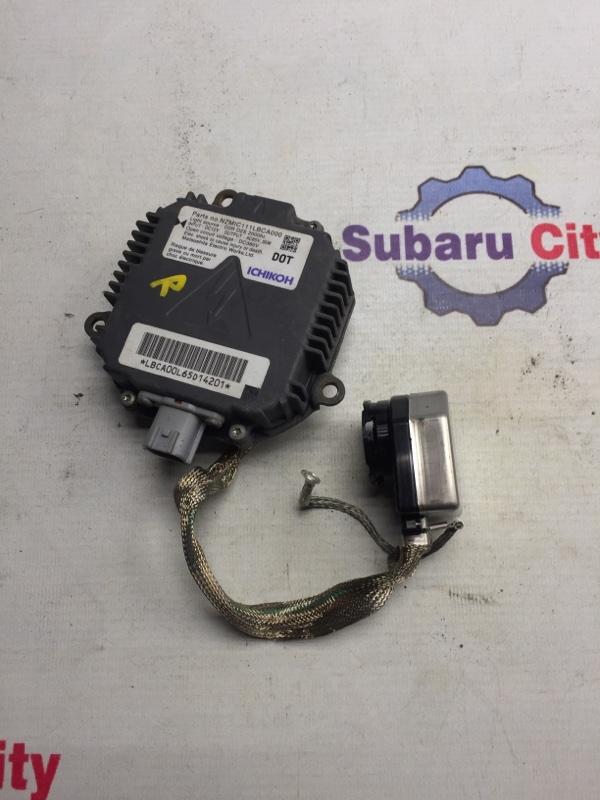 Блок розжига ксенона Subaru Forester SG EJ15 2006 (б/у)