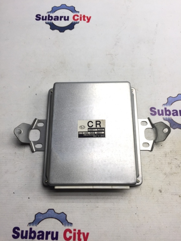 Блок управления двс Subaru Impreza GD EL15 2006 (б/у)