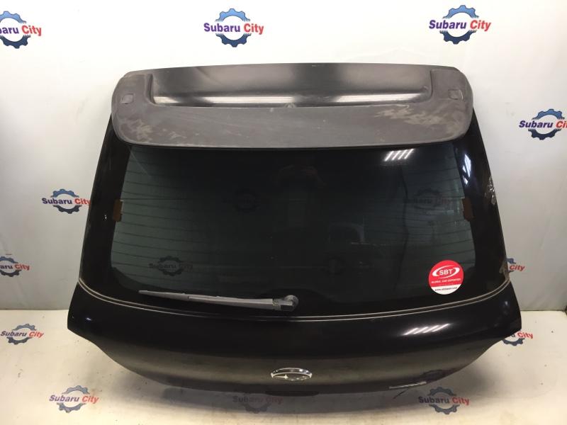 Дверь багажника Subaru Impreza GG EJ15 2006 (б/у)